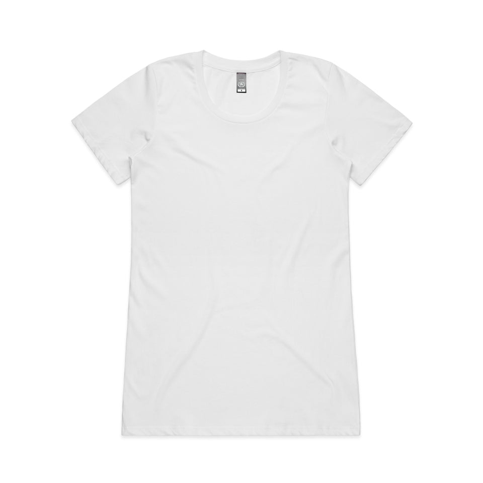WT01 - Womens Fitted T-shirt - 3 Pack - $39.00 - Shawshank Clothing
