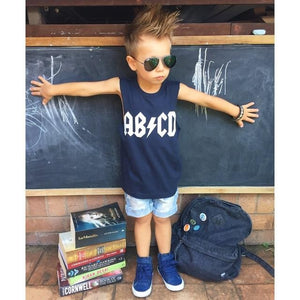 AB/CD-KIDS-TSHIRT-TANK - Shawshank clothing