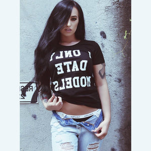 WOMENS I ONLY DATE MODELS - Shawshank clothing