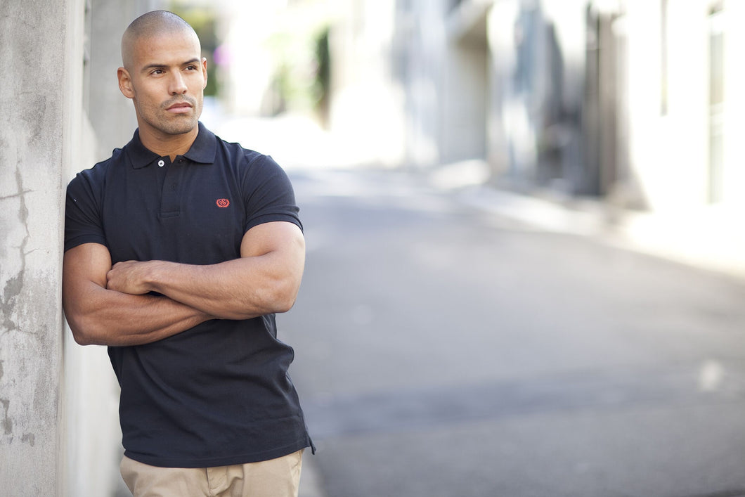 MEN'S POLO SHIRT - Shawshank Clothing