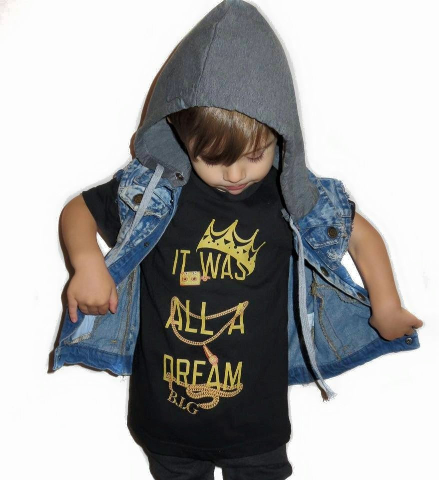 IT WAS ALL A DREAM -TSHIRT / TANK - Shawshank clothing