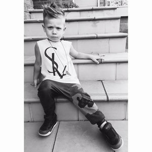 SLY KIDS TSHIRT TANK - Shawshank Clothing