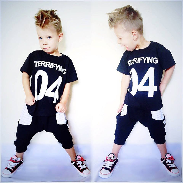 KT07- TERRIFYING 04-KIDS TSHIRT/TANK - Shawshank Clothing