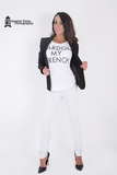 WT06- WOMENS 'PARDON MY FRENCH' T-SHIRT - Shawshank Clothing