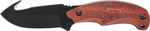 Old Timer Copperhead Full Tang Gut Hook Fixed Blade