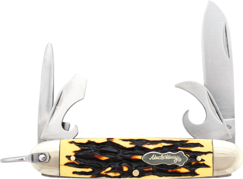 Uncle Henry Traditional Scout Pocket Knife