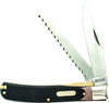 Old Timer Buzzsaw Trapper Lockblade Folding Pocket Knife