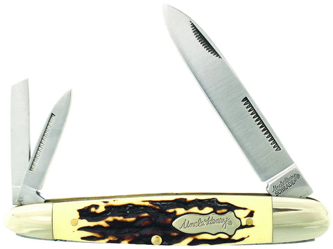 Uncle Henry Cigar Whittler Folding Pocket Knife
