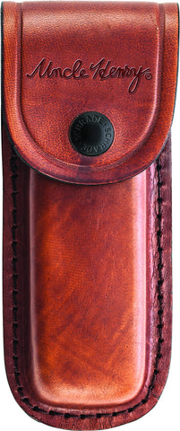 Uncle Henry Large Leather Belt Sheath