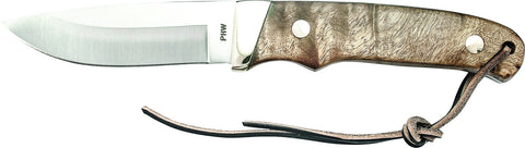 Old Timer Pro Hunter Full Tang Fixed Blade Knife