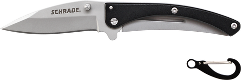 Schrade Pocket Protector Frame Lock Folding Knife