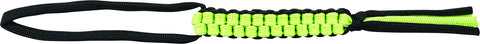 Schrade Black/Green 550 Paracord Braided Lanyard