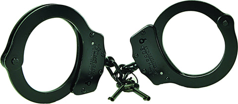 Schrade Professionals Chain Link Handcuffs Carbon Steel