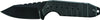 Schrade Full Tang Neck Knife Clip Point Fixed Blade G-10 Handle