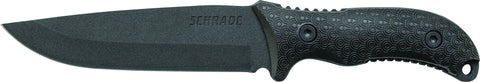 Schrade Frontier Full Tang Drop Point Fixed Blade Knife