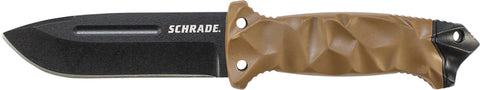 Schrade 3/4 Tang Drop Point Fixed Blade Knife