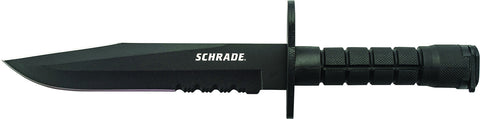 Schrade Extreme Survival M-9 Bayonet Fixed Blade TPR Handle