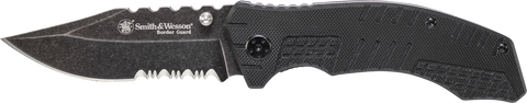 Smith & Wesson Liner Lock Folding Knife