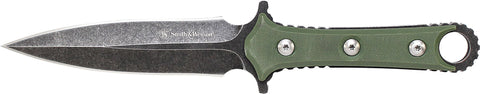 Smith & Wesson Full Tang Boot Knife Fixed Blade Knife