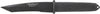 Smith & Wesson H.R.T. Full Tang Tanto Fixed Blade Knife Rubber Coated Steel Handle