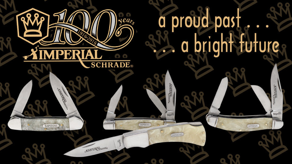 Imperial 100th Anniversary