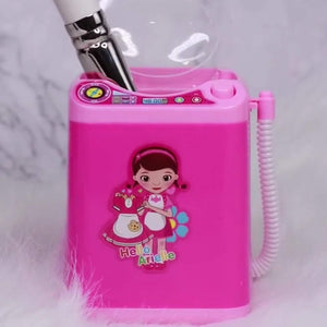 The Mini Make Up Washing Machine