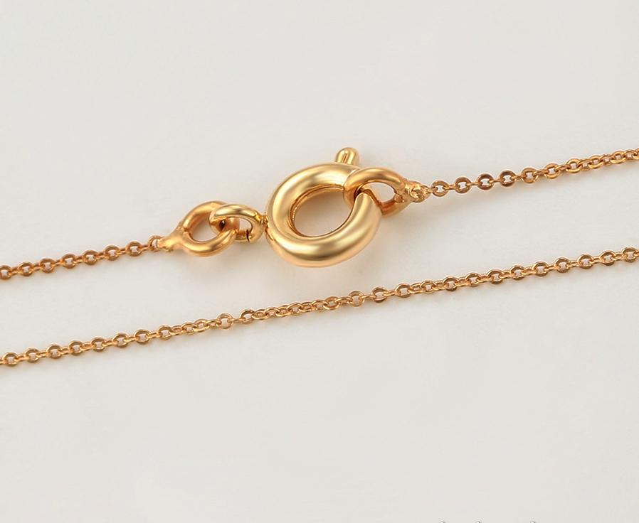 Gold Cable Chain