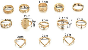 Show Them Off Ring Set