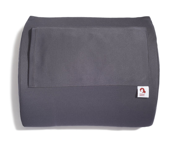 Portable Dual Density Foam Pillow