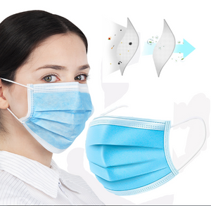disposal surgical face mask