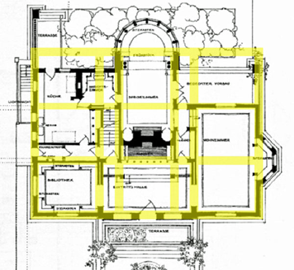 Home Design Diagram: House Design By Diagram, From Palladio To Kahn