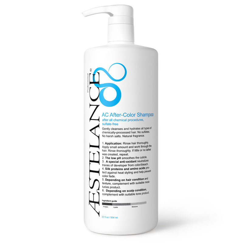 Aestelance AC After Color Shampoo 32 oz