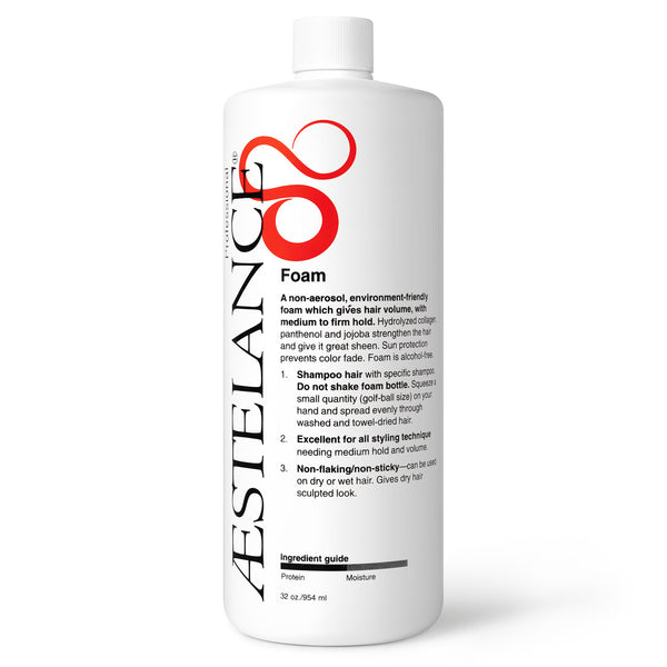 Aestelance Volume Foam Medium Hold 32 oz