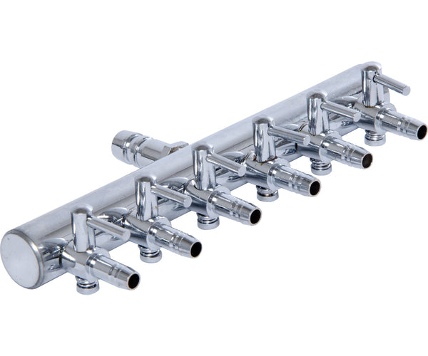 Active Aqua 12-Outlet Metal Air Manifold