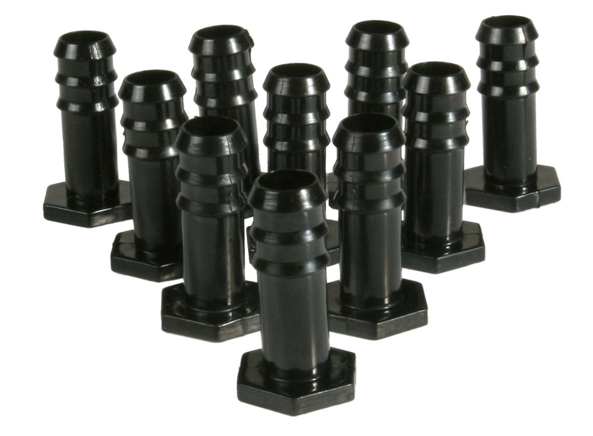 "Active Aqua 1/2"" Stopper, pack of 10"