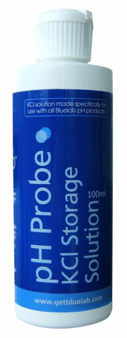 Bluelab pH Probe KCl Storage Solution, 100 ml