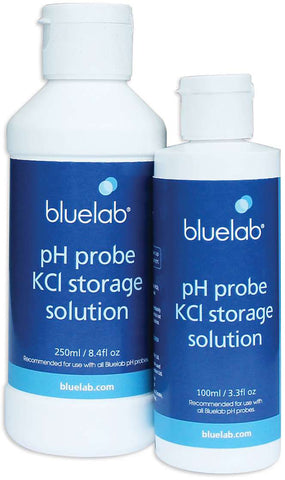 Bluelab pH Probe KCl Storage Solution, 250 ml