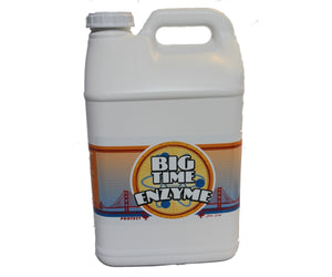 Big Time Enzyme, 2.5 gal