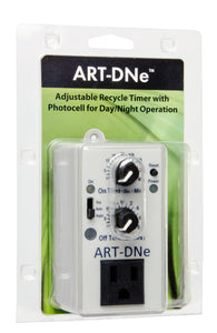 ART-DNe Adjustable Recycling Timer
