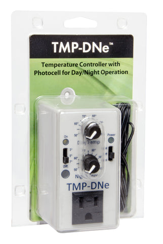 TMP-DNe Day/Night Cooling & Heating Thermostat