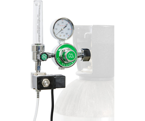 Active Air CO2 System with Timer, 0.2-2 cu ft per hour