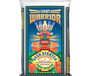 FoxFarm Light Warrior Soilless Mix, 1 cu ft (FL/MO/IN ONLY)