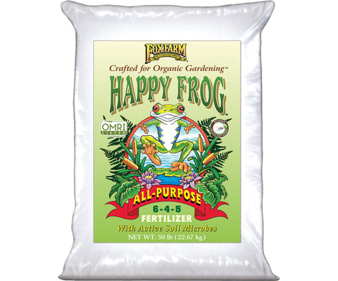 Happy Frog All Purpose Dry Fertilizer 50 lb bag