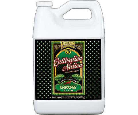 Cultivation Nation Grow 1 gal