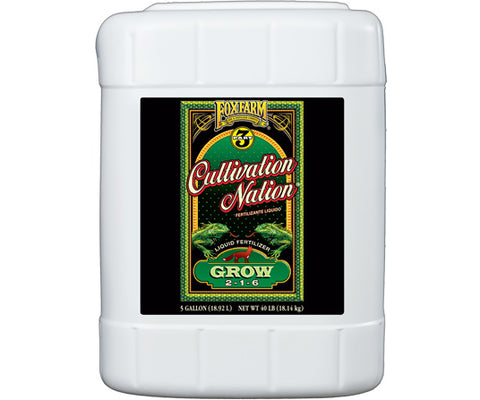Cultivation Nation Grow 5 gal