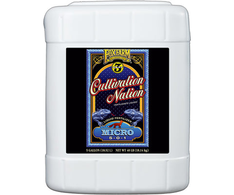 Cultivation Nation Micro 5 gal