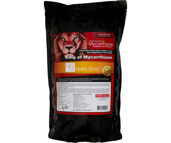 Green Gro Granular Plus Mycorrhizae All-in-One, 1 lb