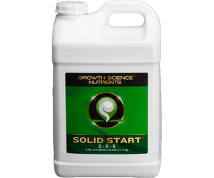 Growth Science Nutrients Solid Start, 2.5 gal