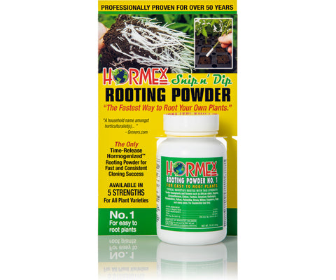Hormex Rooting Powder #1, 0.75 oz, Carded Bottle
