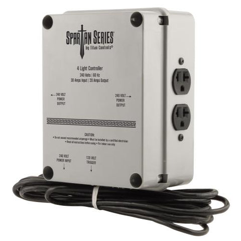 Titan Controls® Spartan Series® 4 Light 240 V Controller